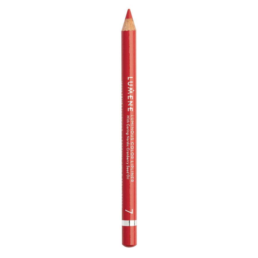 Lumene Luminous Color Lipliner 1,1 g – 7 Wild Strawberry