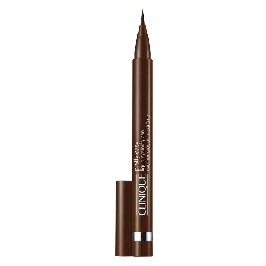 Clinique Pretty Easy Liquid Eyelining Pen 2 ml – Brown
