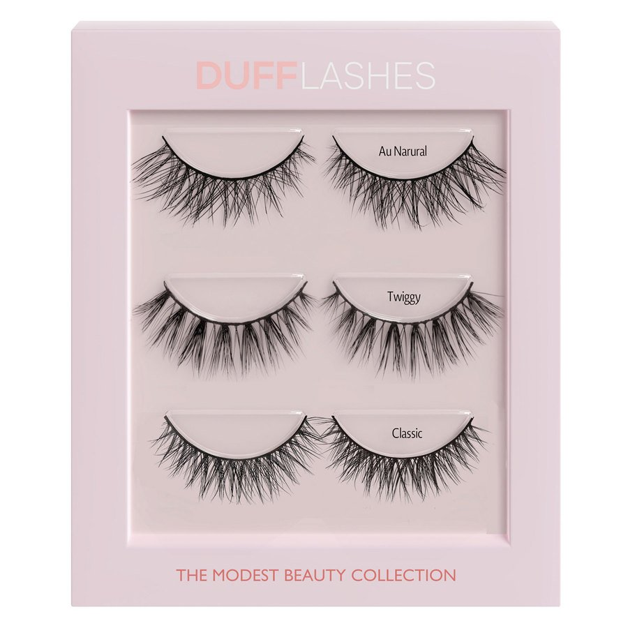 DUFFBeauty The Modest Beauty Collection 3 paria