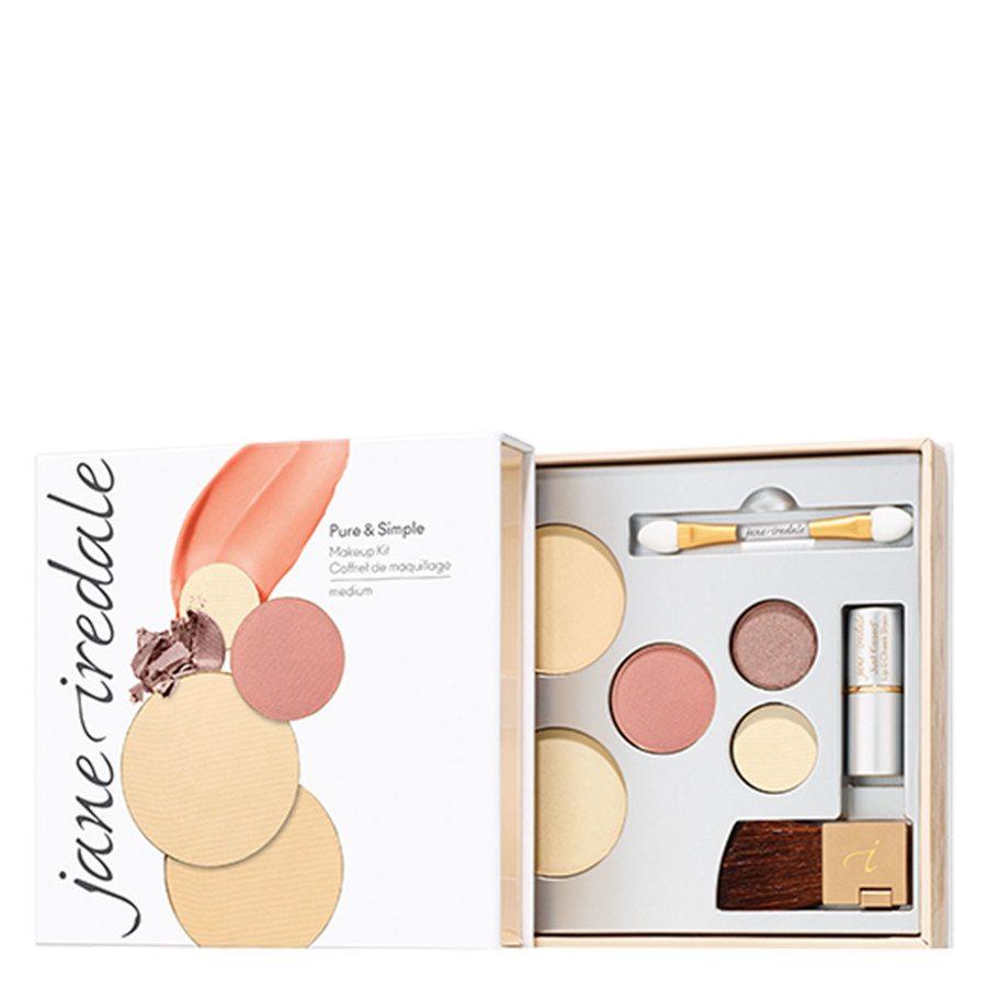 Jane Iredale Pure & Simple Kit ─ Medium