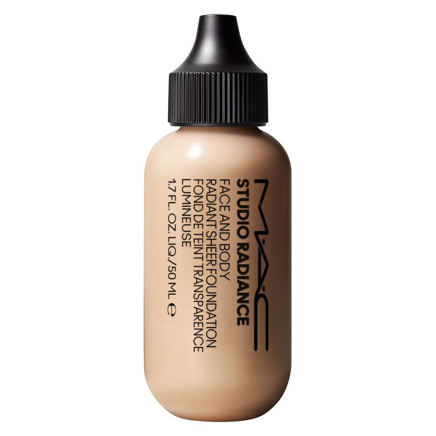 MAC Cosmetics Studio Radiance Face And Body Radiant Sheer Foundation 50 ml ─ N0