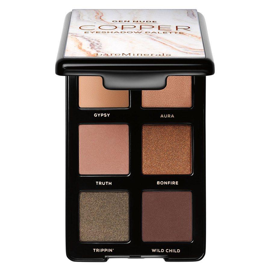 bareMinerals Gen Nude Eyeshadow Palette 1,19 g - Medium To Tan