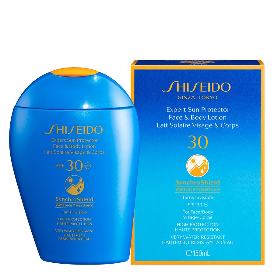 Shiseido Expert Sun Protector Body Lotion SPF30 150 ml