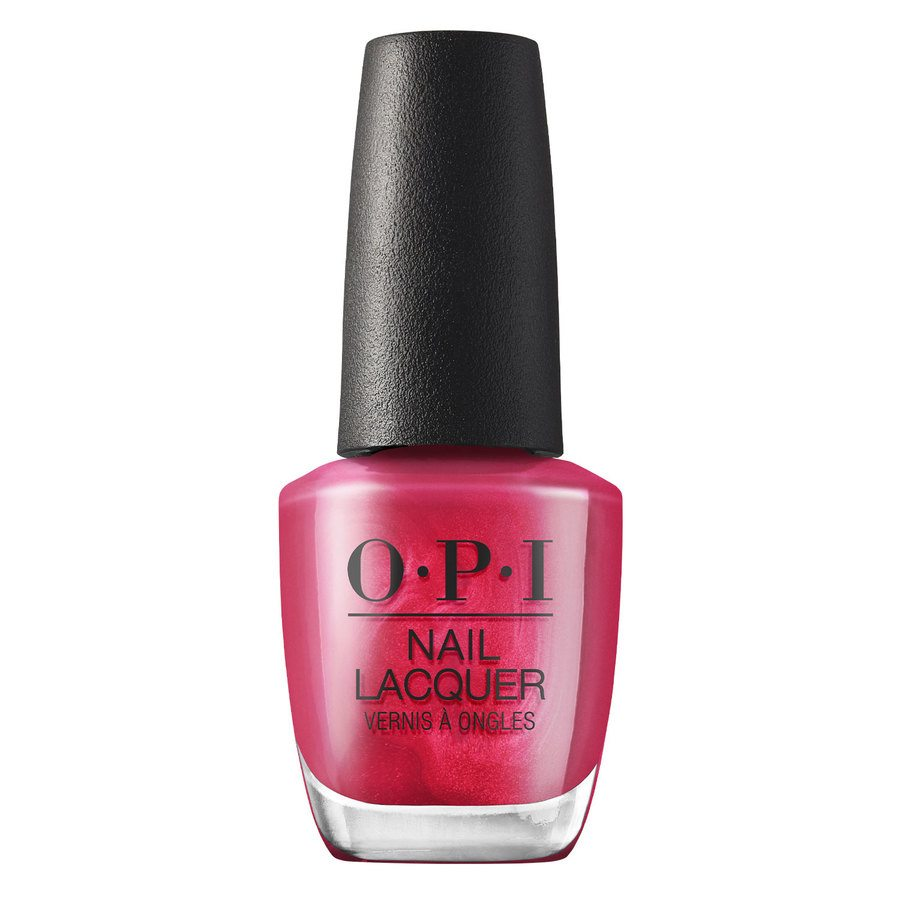 OPI Spring Hollywood Collection Nail Lacquer 15 ml ─ NLH011 15 Minutes Of Flame