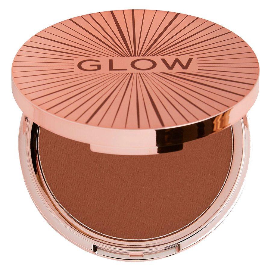 Makeup Revolution Glow Splendour Ultra Matte Bronzer 15 g ─ Medium