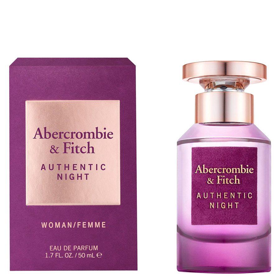 Abercrombie & Fitch Authentic Night Eau De Parfum 50 ml