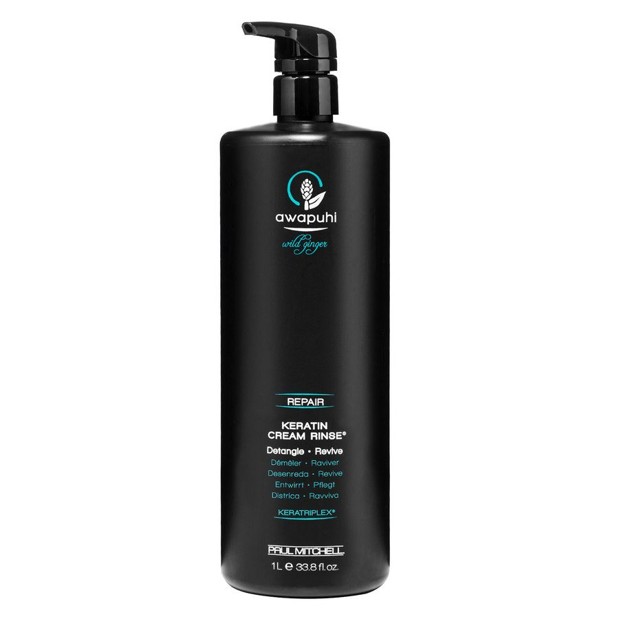 Paul Mitchell Awapuhi Wild Ginger Keratin Cream Rinse 1000ml