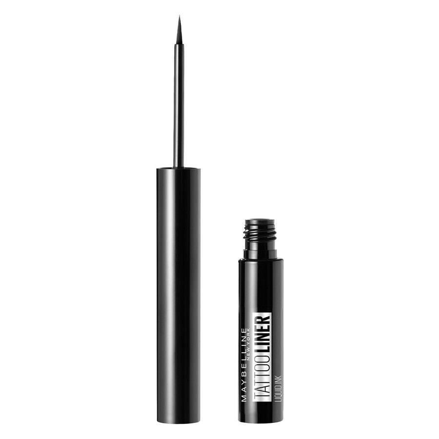 Maybelline Tattoo Liner Liquid Ink 2,5 ml - Inked Black