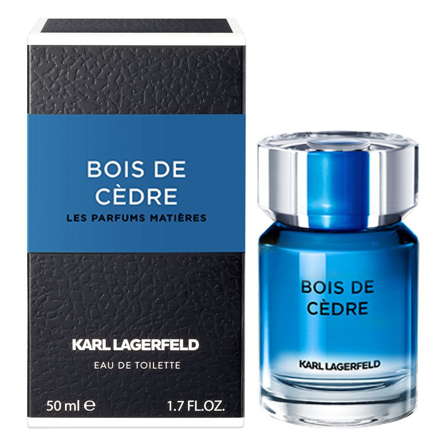 Karl Lagerfeld Bois De Cèdre Eau De Toilette Men 50 ml