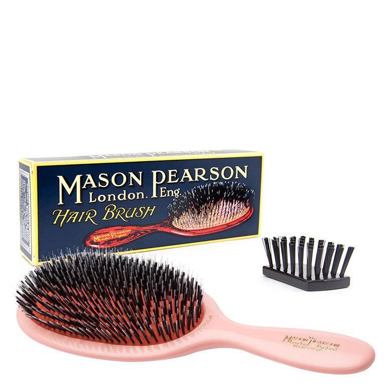 Mason Pearson BN1 Large Bristle & Nylon ─ Pink
