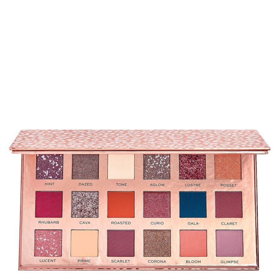 Makeup Revolution Pro New Neutrals Blushed Shadow Palette 18 x 1 g