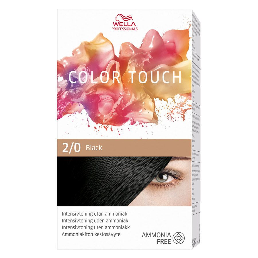 Wella Professionals Color Touch 130 ml – 2/0 Pure Naturals