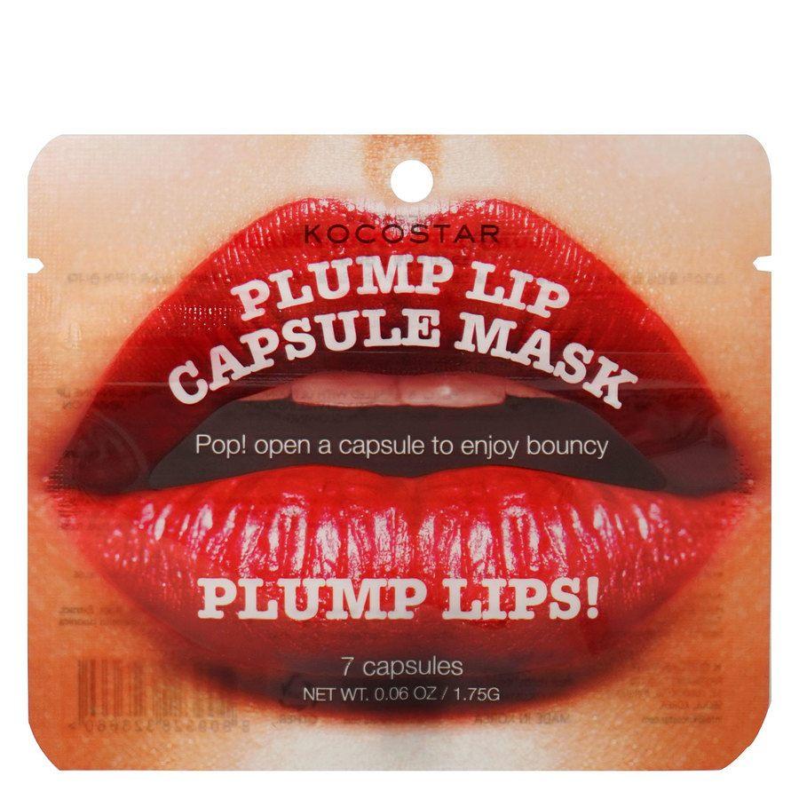 Kocostar Plump Lip Capsule Mask 7 x 1,75 g