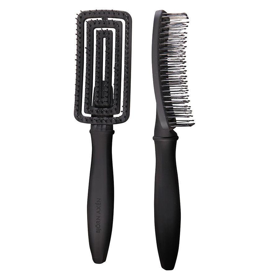 Björn Axén Wet Hair Brush Detangling & Blowout