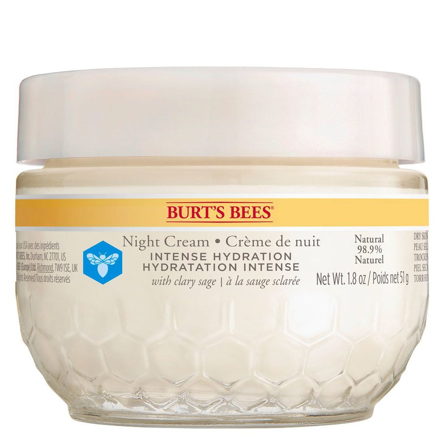 Burt's Bees Intense Hydration Night Cream 51 g