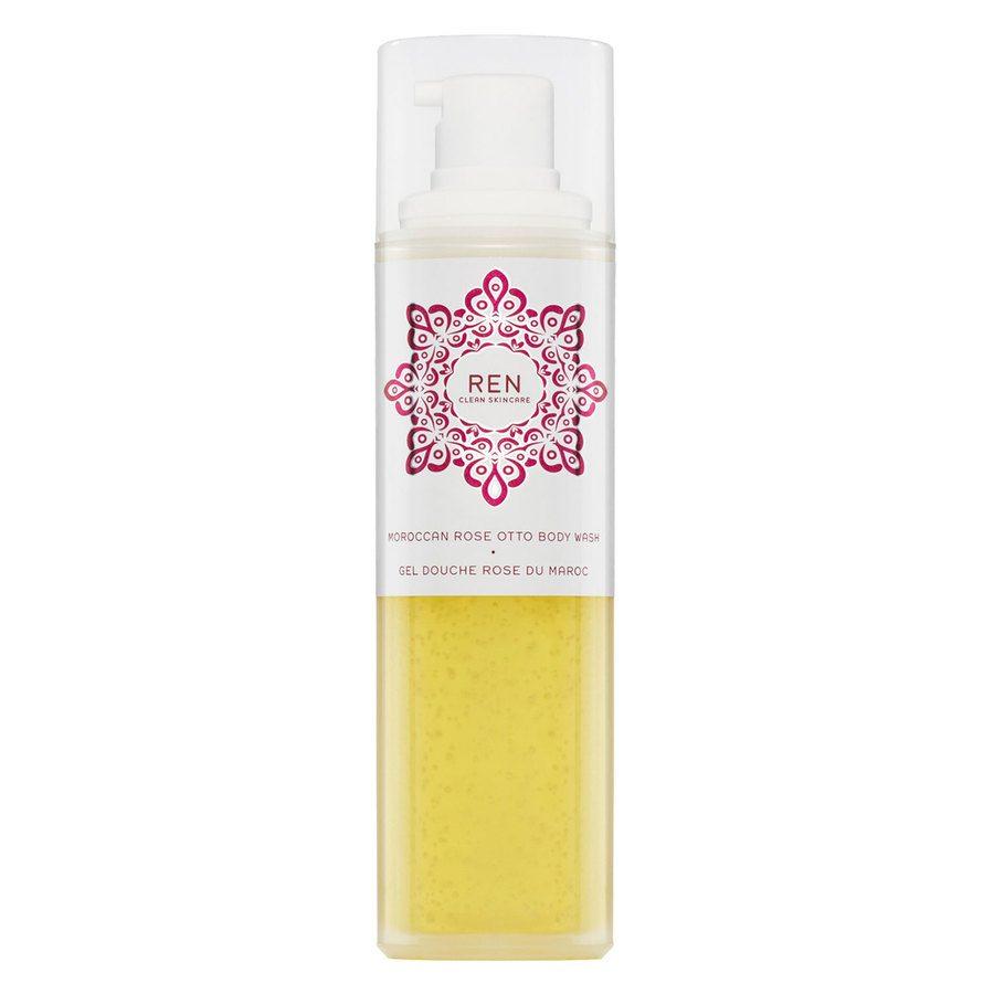 REN Clean Skincare Moroccan Rose Otto Body Wash 200 ml