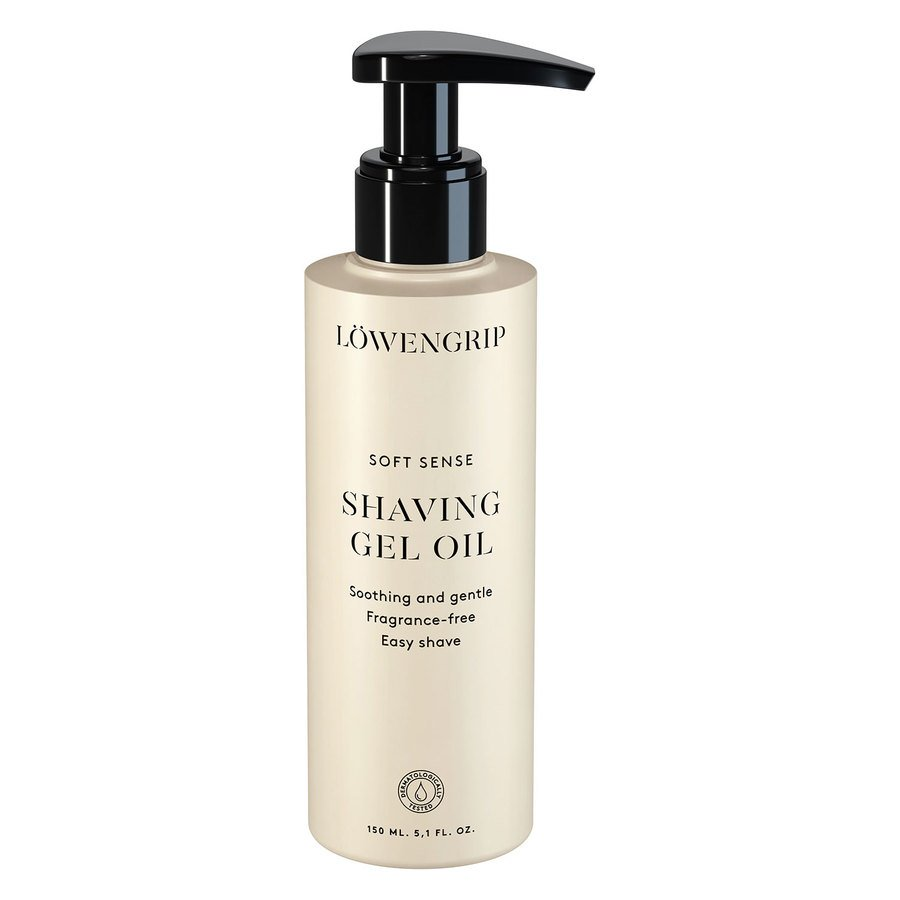 Löwengrip Soft Sense Shaving Gel Oil 150 ml