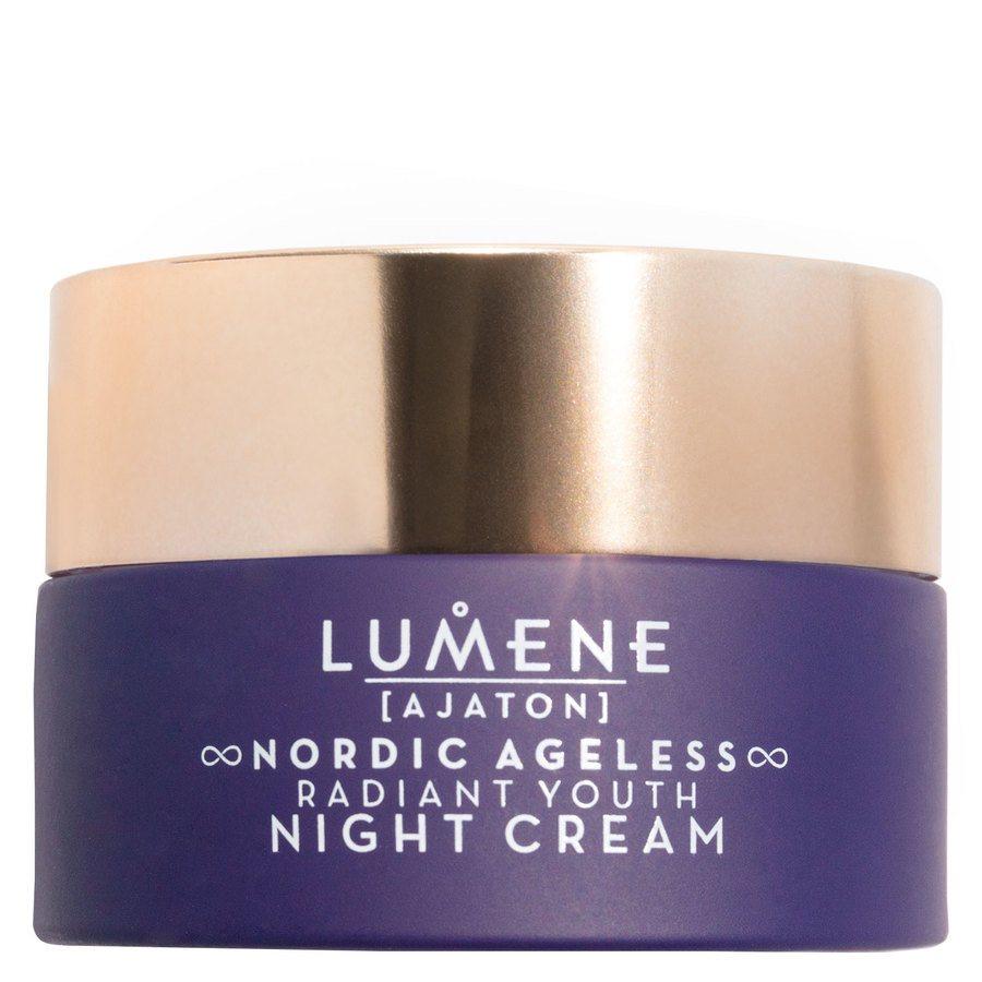 Lumene Nordic Ageless AJATON Radiant Youth Night Cream 50 ml