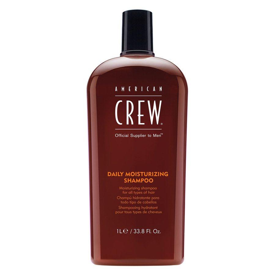 American Crew Daily Moisturizing Shampoo 1 000 ml