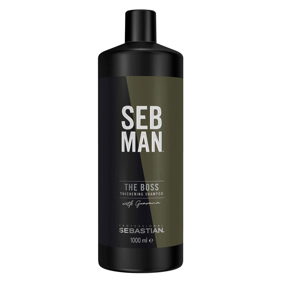Seb Man The Boss Thickening Shampoo 1 000 ml