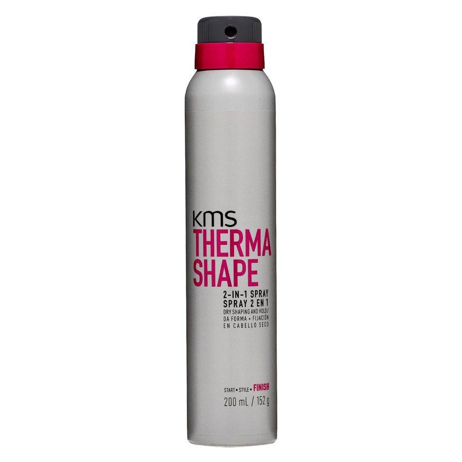 KMS Thermashape 2-In-1 Spray 200 ml