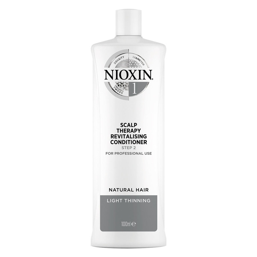 Nioxin System 1 Scalp Revitalizing Conditioner 1 000 ml