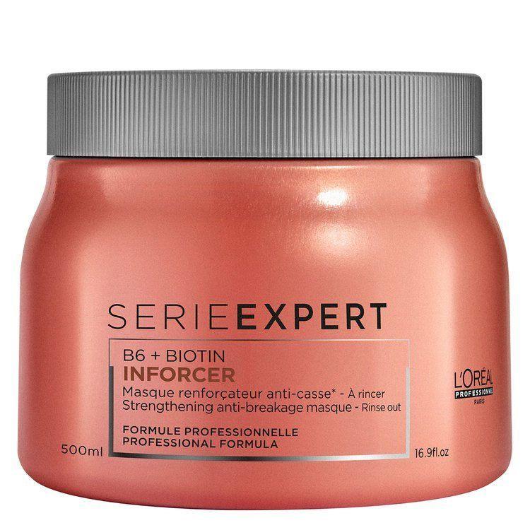 L'Oréal Professionnel Série Expert B6 + Biotin Inforcer Masque (500 ml)