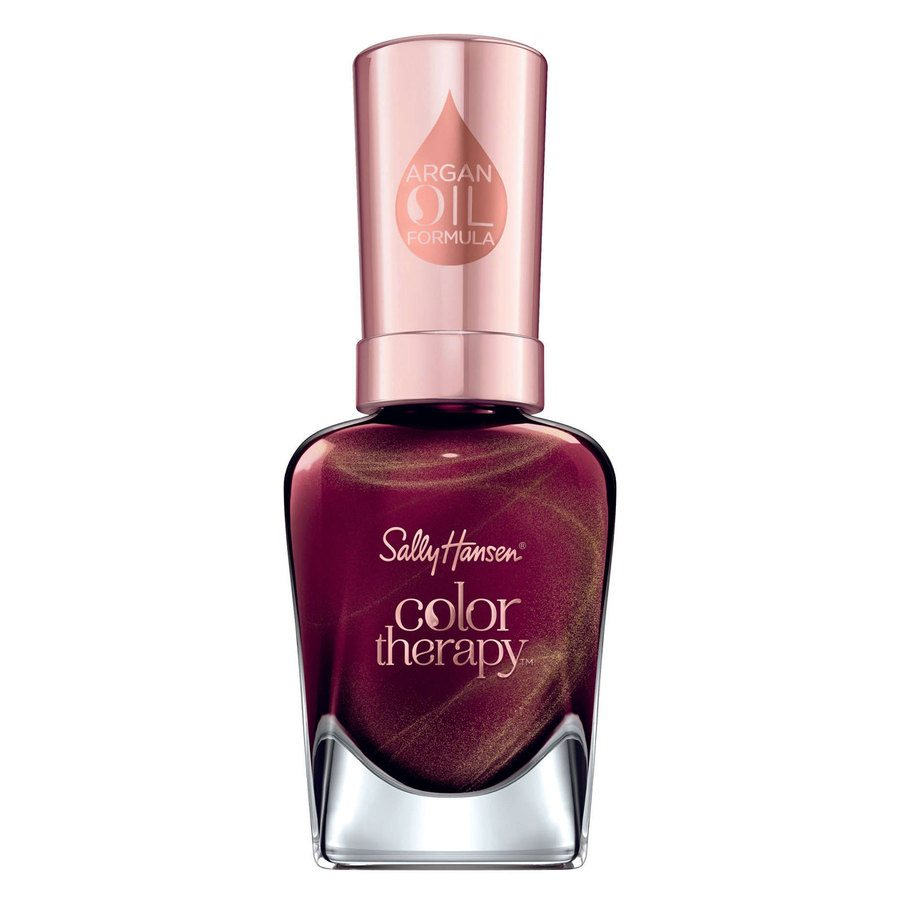 Sally Hansen Color Therapy 14,7 ml ─ #372 Wine Therapy