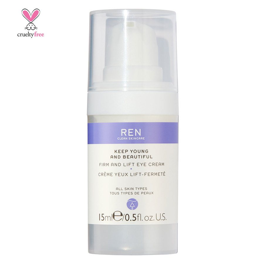 REN Clean Skincare Keep Young And Beautiful Firm And Lift Eye Cream 15 ml