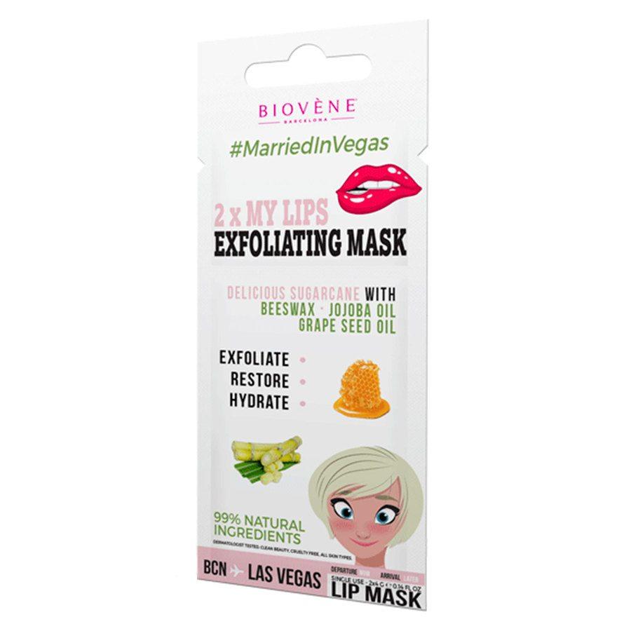 Biovène My Lips Exfoliating Mask 2 x 4 g