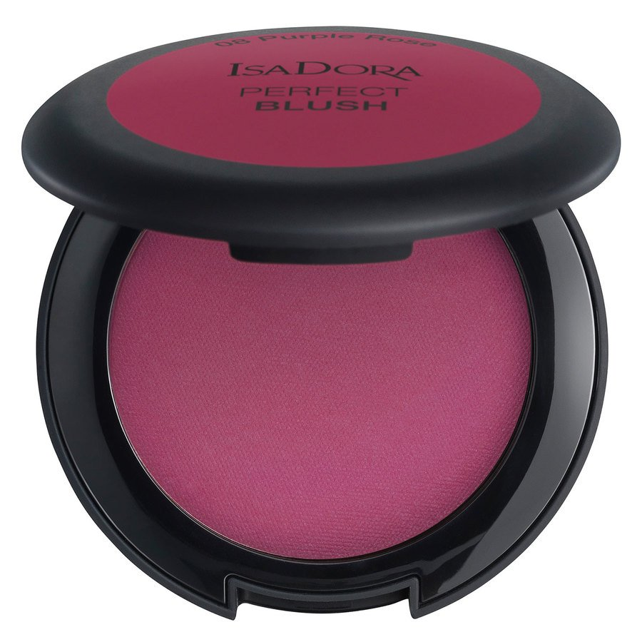 IsaDora Perfect Blush 4,5 ml – 08 Purple Rose