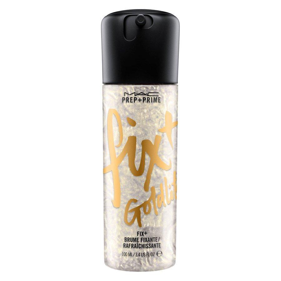 MAC Cosmetics Prep + Prime Fix+ Goldlite 100ml