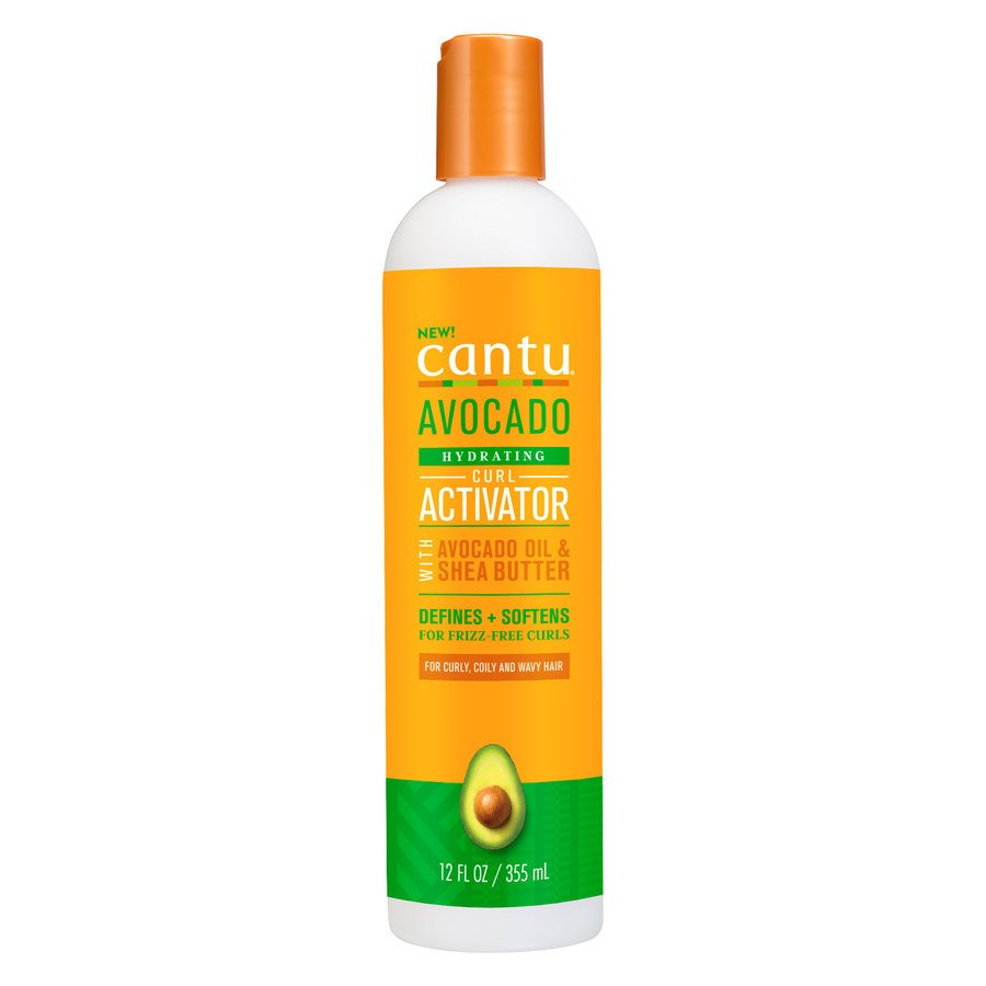 Cantu Avocado Hydrating Curl Activator 355 ml