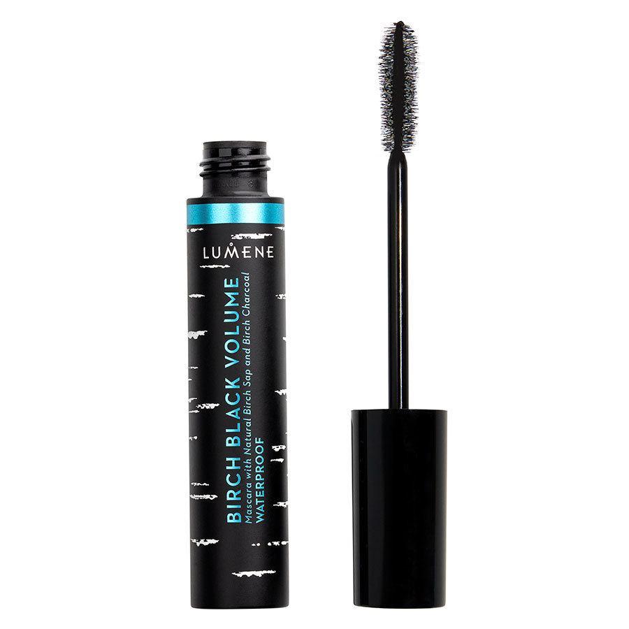 Lumene Birch Black Volume Mascara Waterproof 11 ml ─ Black