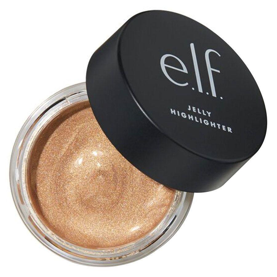 e.l.f. Jelly Highlighters 13 ml ─ Dew Bronze Gold
