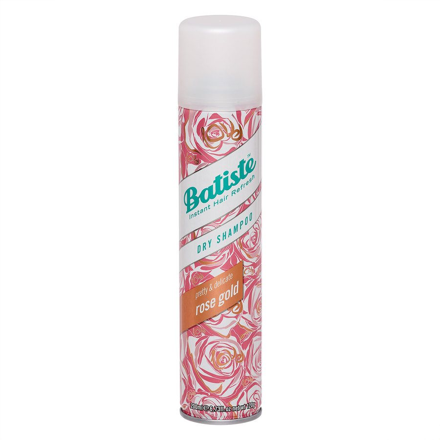 Batiste Dry Shampoo Rose Gold 200 ml