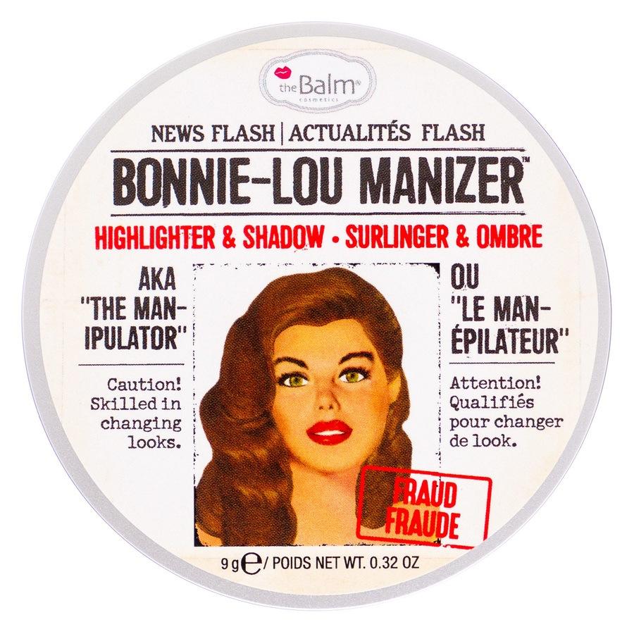 theBalm Bonnie-Lou Manizer Aka Highlighter, Shimmer & Eyeshadow 8,5 g