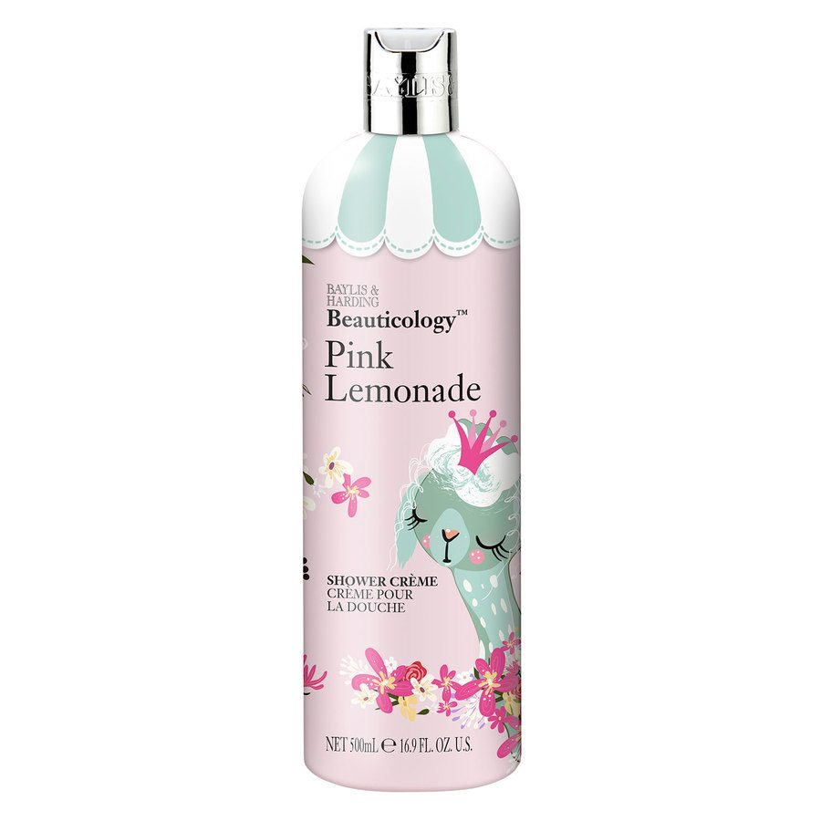 Baylis & Harding Beauticology Lama Pink Lemonade Shower Cream 500 ml