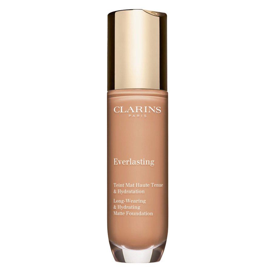 Clarins Everlasting Foundation 30 ml ─ #112 Amber