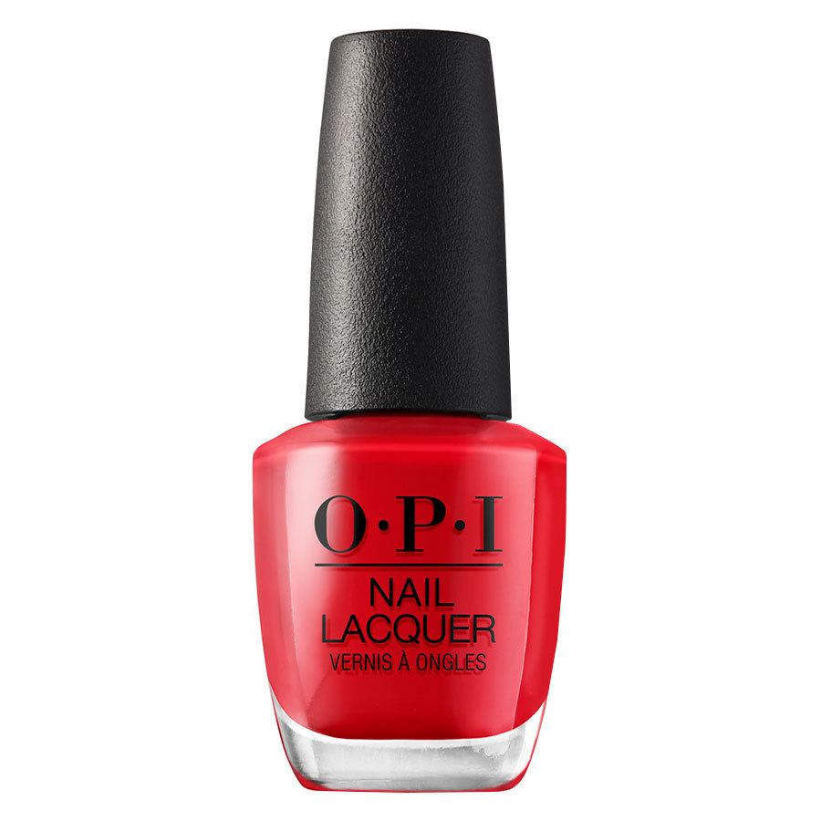 OPI Scotland Collection 15 ml - Red Heads Ahead