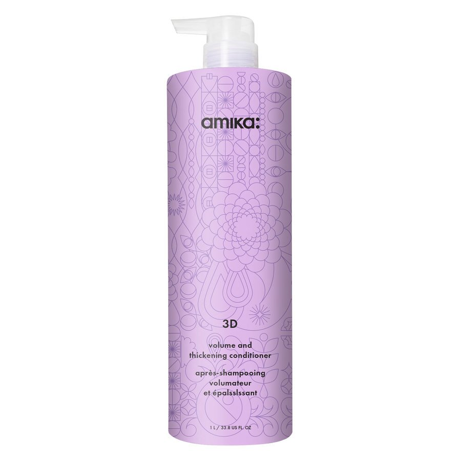 Amika 3D Volume And Thickening Conditioner 1 000 ml