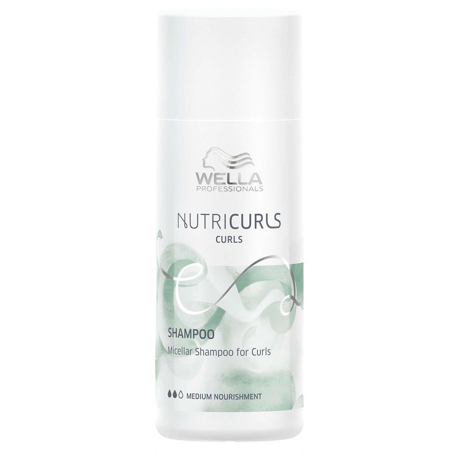 Wella Professionals Nutricurls Micellar Shampoo For Curls 50 ml