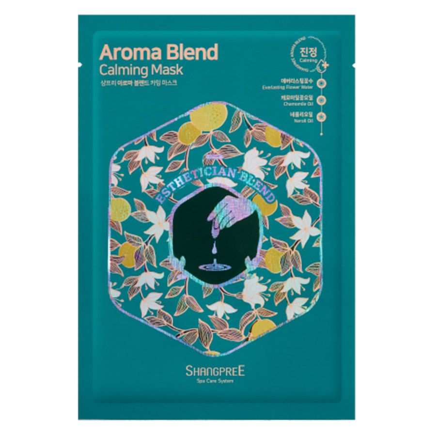 Shangpree Aroma Blend Calming Mask 30 ml