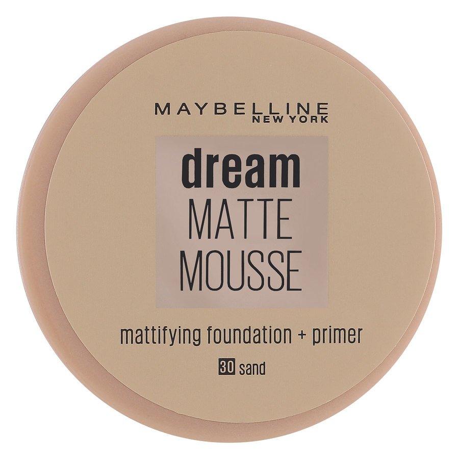 Maybelline Dream Matte Mousse 18 ml – 030 Sand