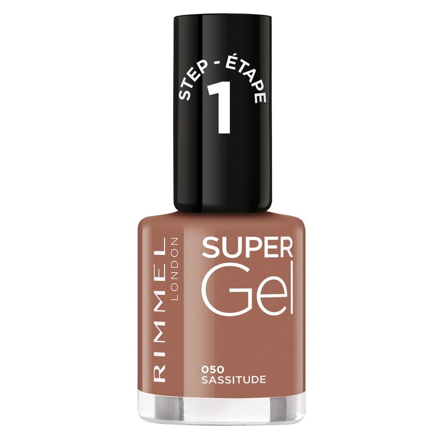 Rimmel London Super Gel Nail Polish 12 ml – 050