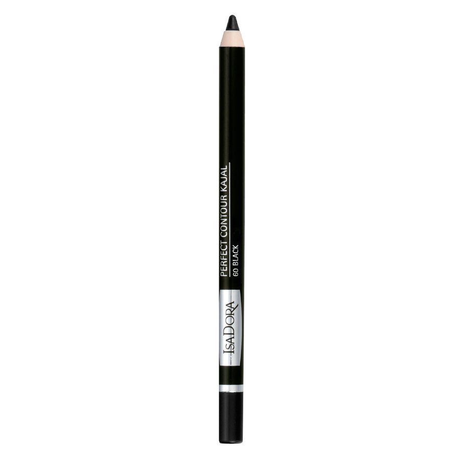 IsaDora Perfect Contour Kajal 1,3 g - 60 Black