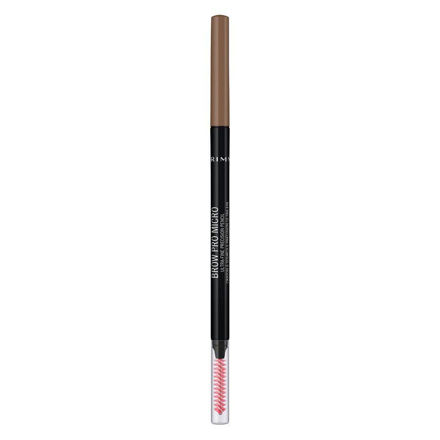 Rimmel London Brow Pro Micro Ultra-Fine Precision Pencil 0,9 g – #001 Blonde