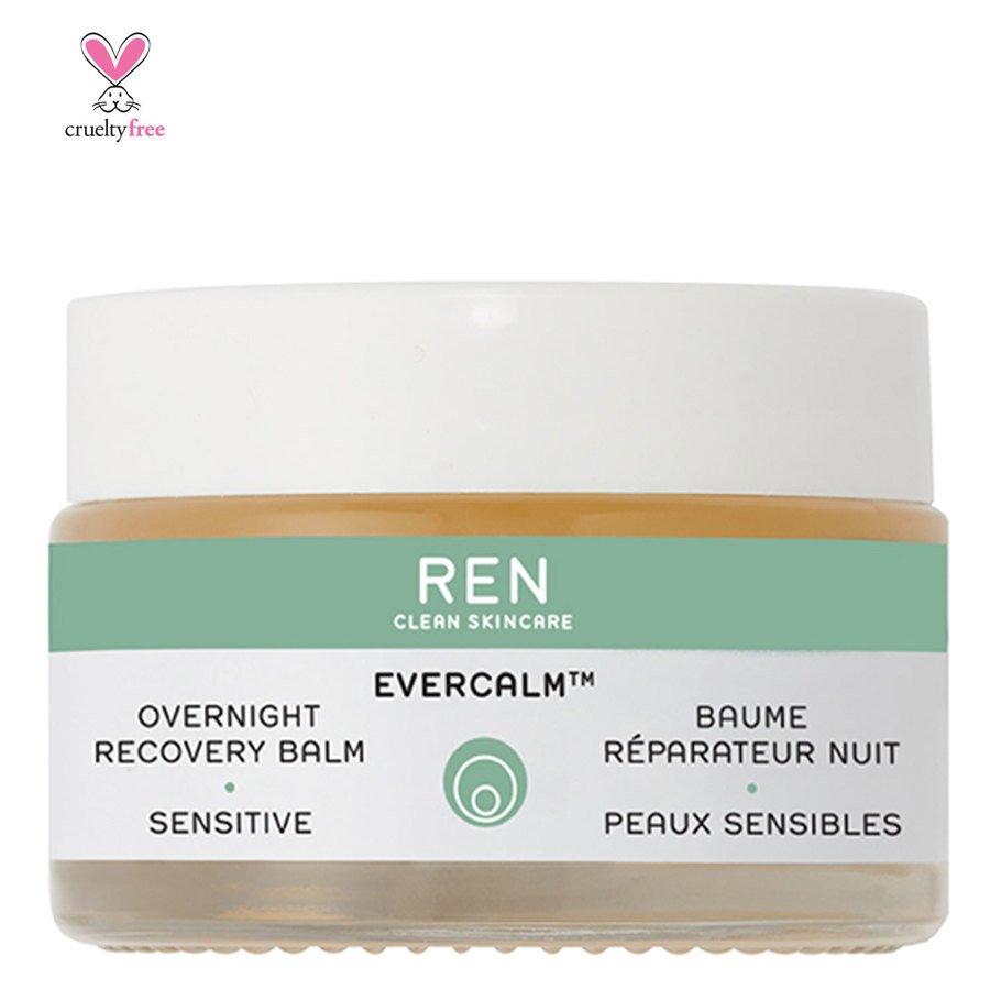 REN Clean Skincare Evercalm Overnight Recovery Balm 30 ml