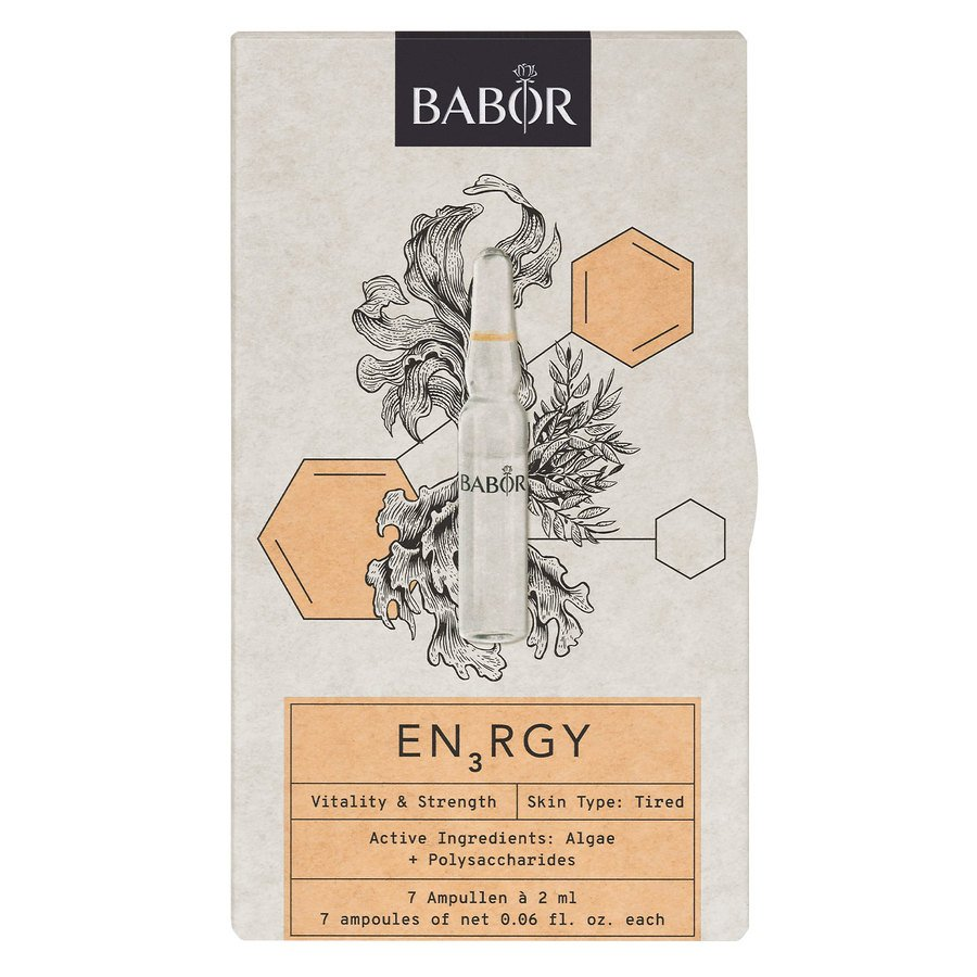 Babor Ampoule Promotion Energy 7 x 2 ml