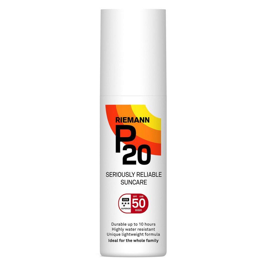 Riemann P20 Spray SPF50 100 ml (Pump spray)